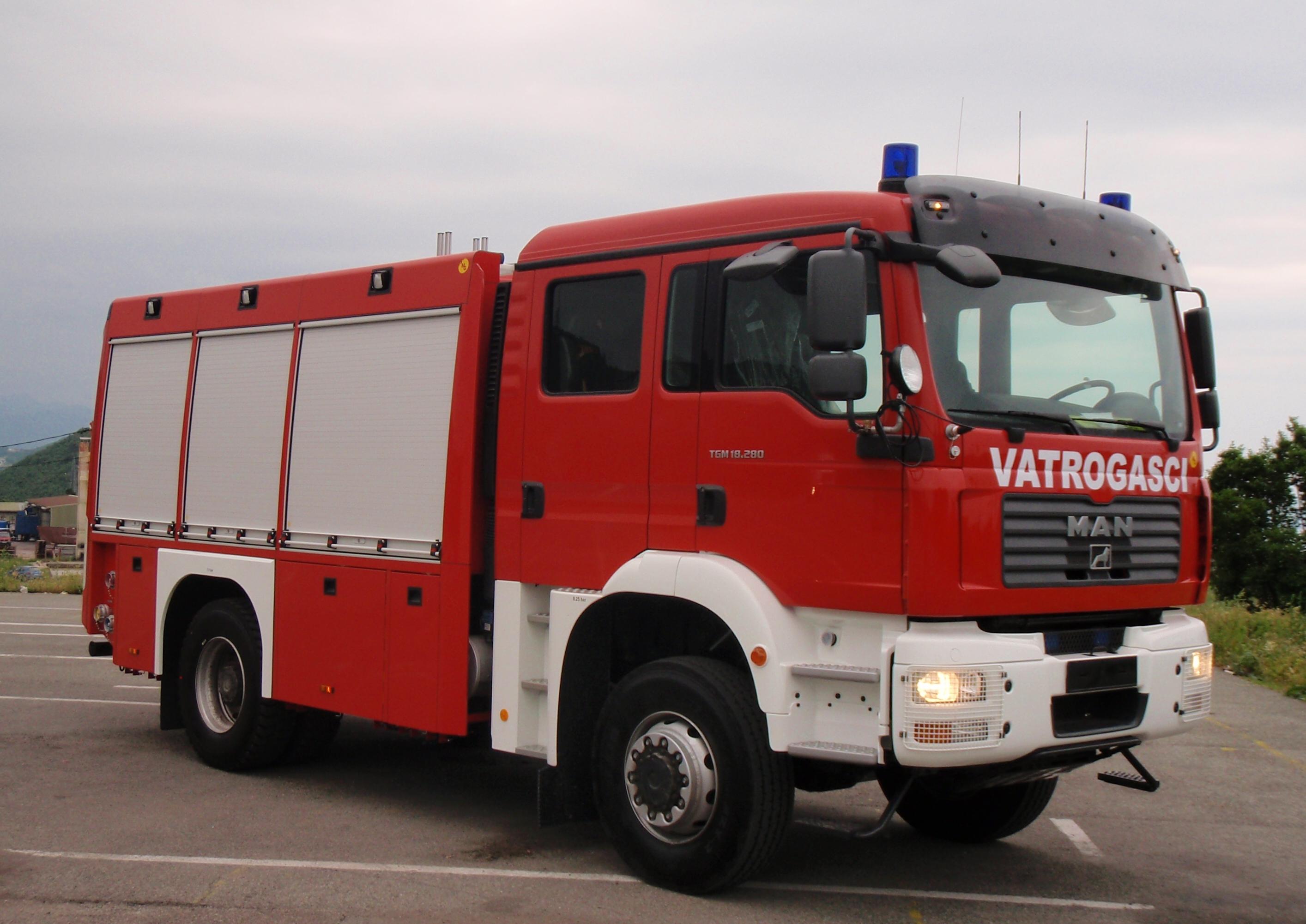 Pet intervencija kakanjskih vatrogasaca u protekla 24 sata