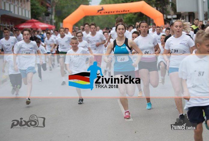 Živinička Trka 2018