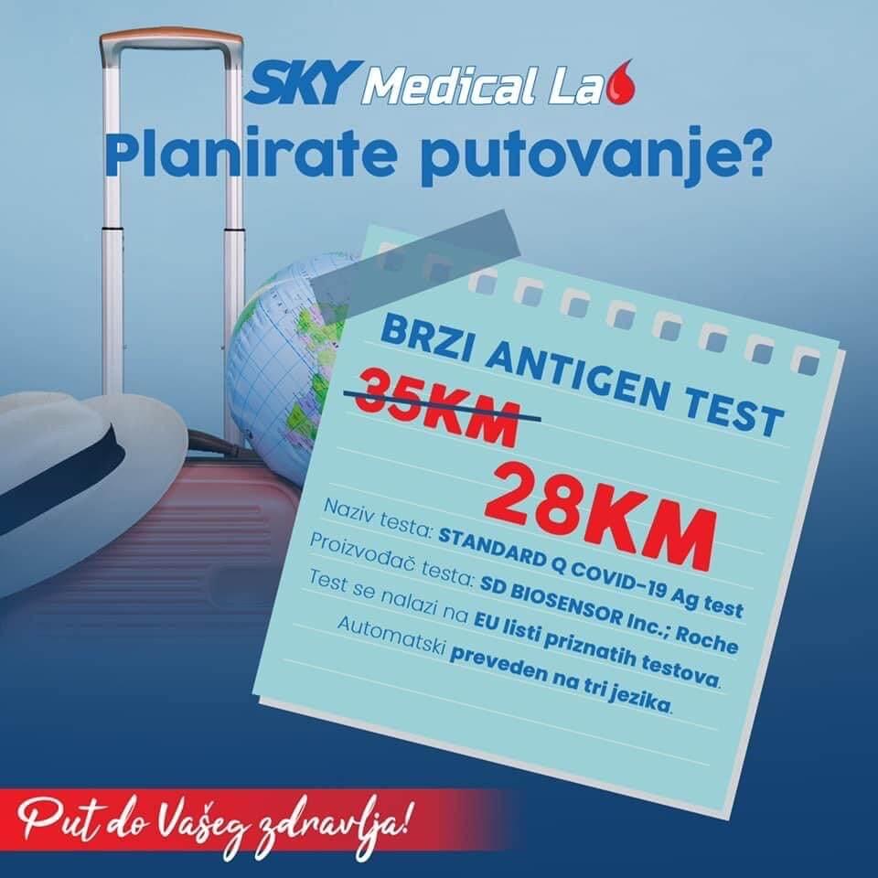 SKY Medical Lab Živinice