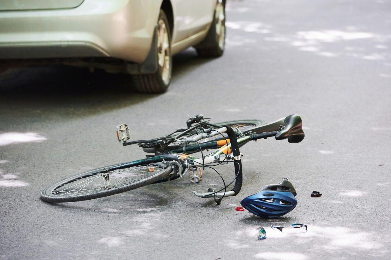 Saobraćajna nesreća Bickiklista