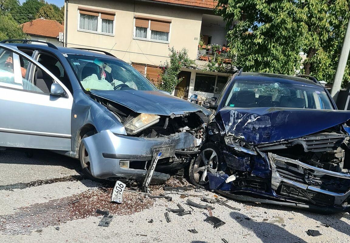 Teža saobraćajna nesreća u Đurđeviku, više povrijeđenih